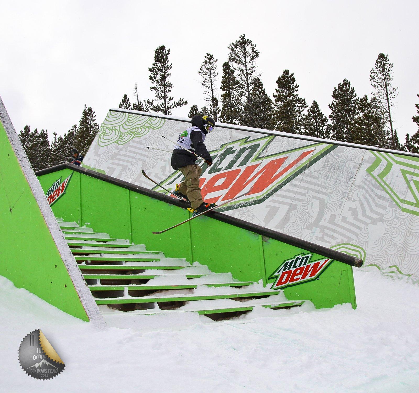 Winter Dew Tour 2012