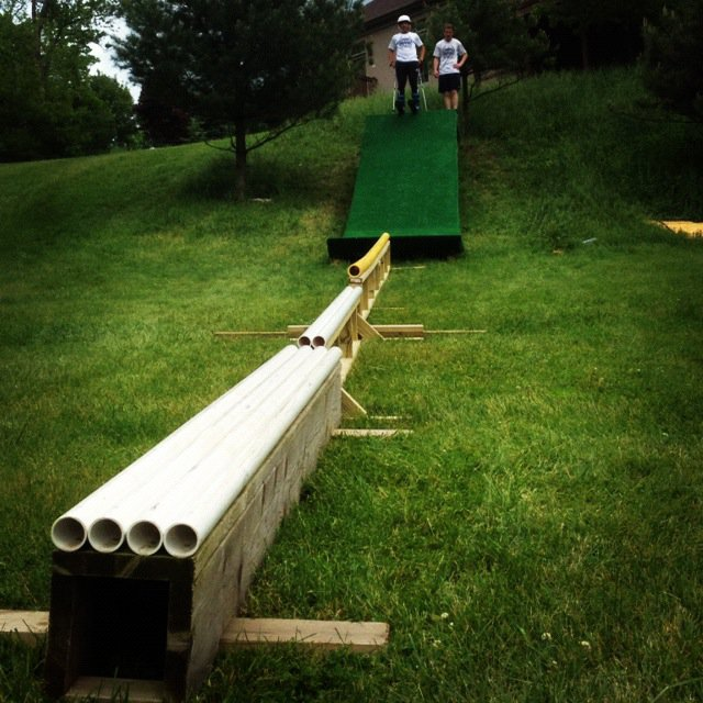 40 Feet of FUN