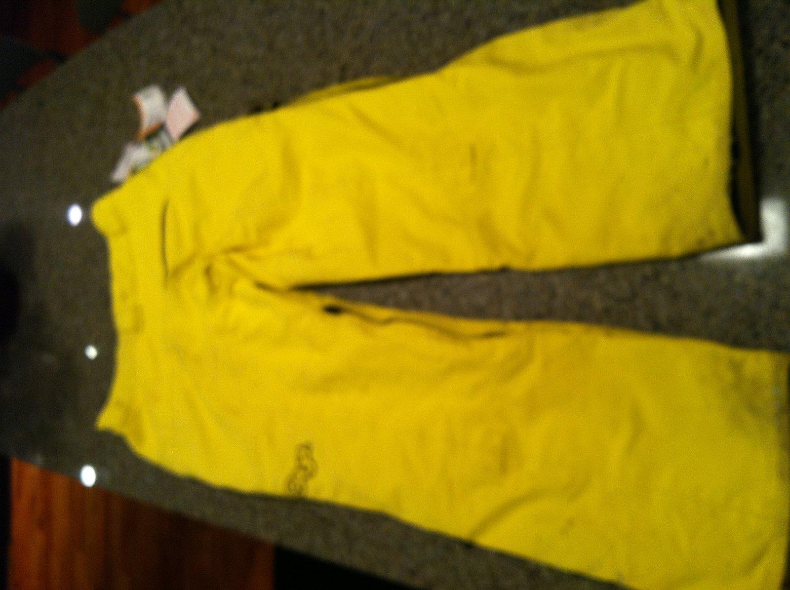 Yellow sagas