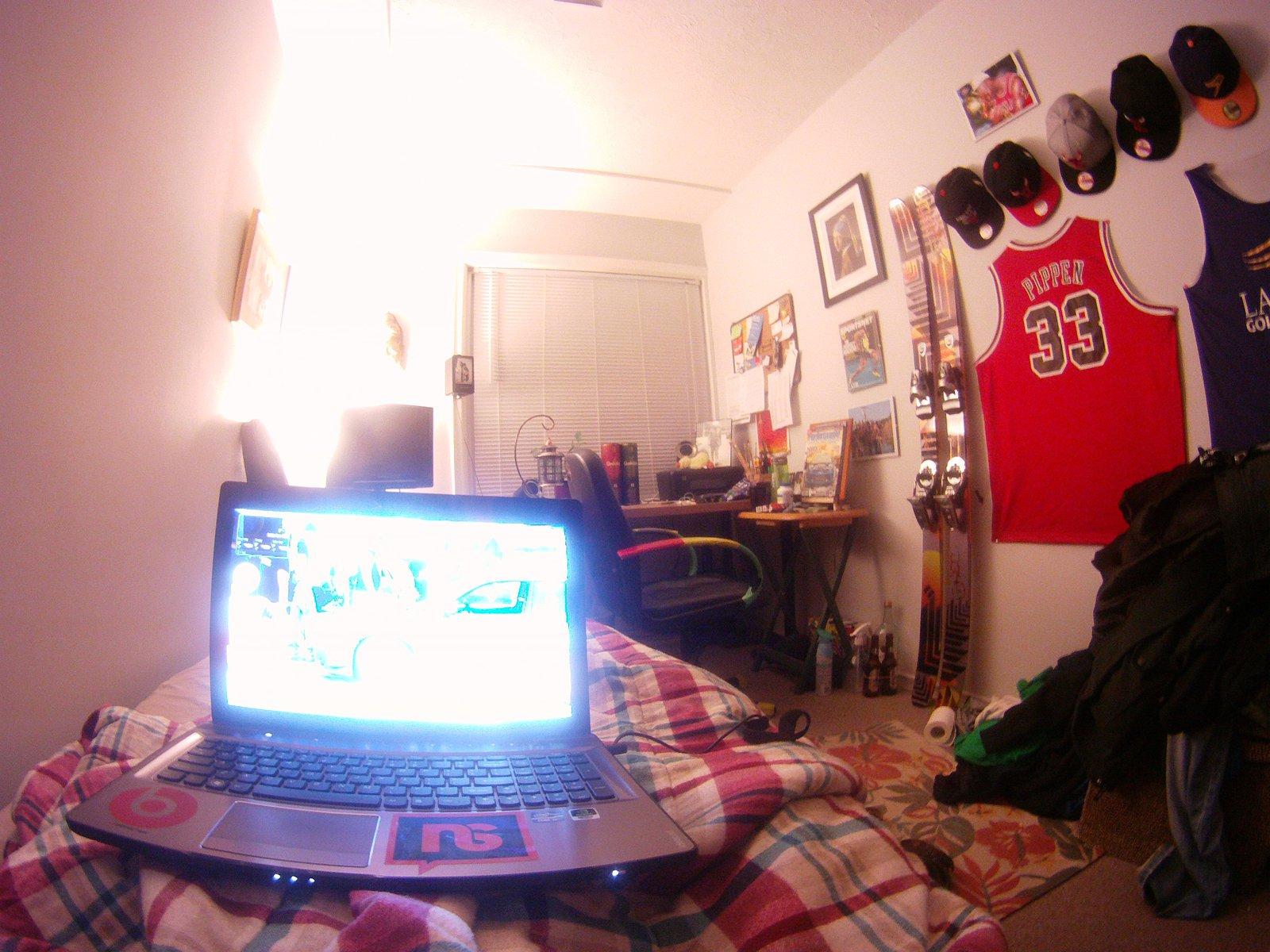 my tiny room