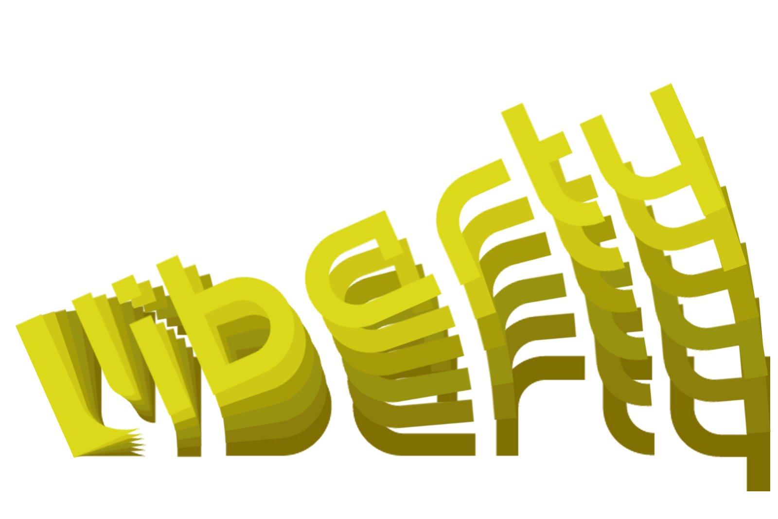 Liberty Logo Mix-Up