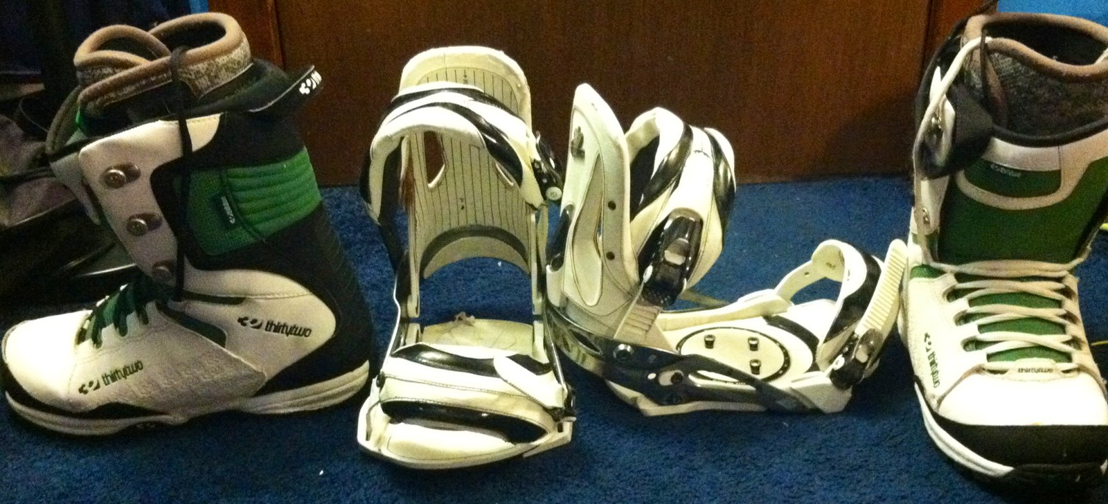 Boots and Bindings 1