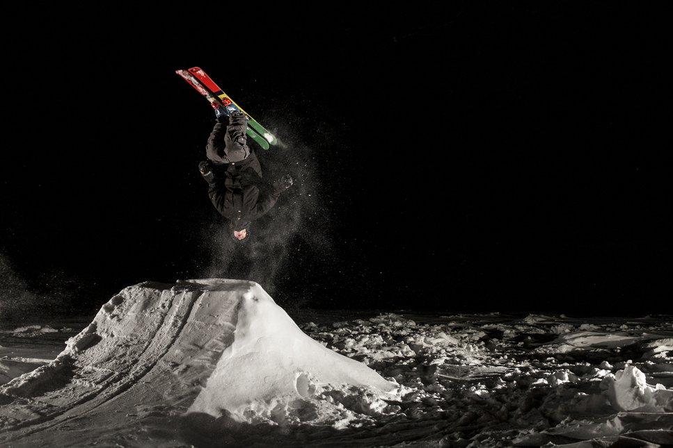 Calvin Lyons - Backflip