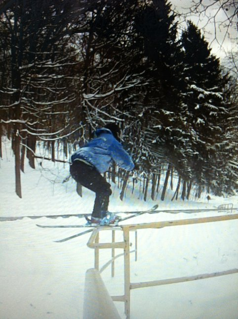 nice hand rail