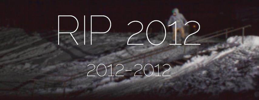 RIP 2012