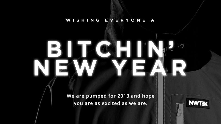 Here's to 2013