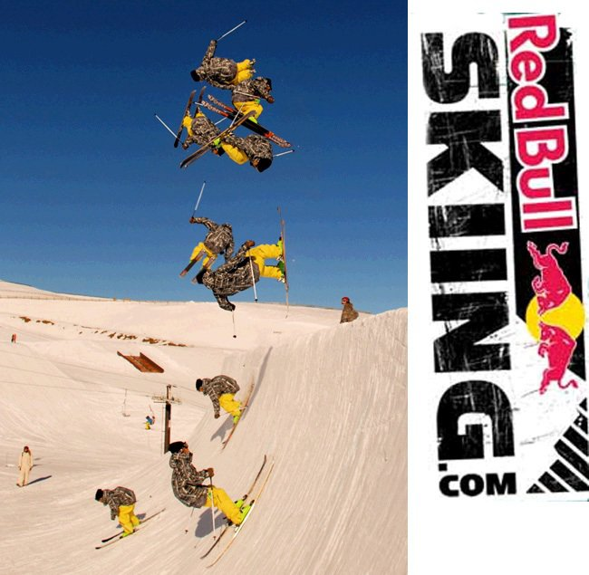Red Bull Skiing