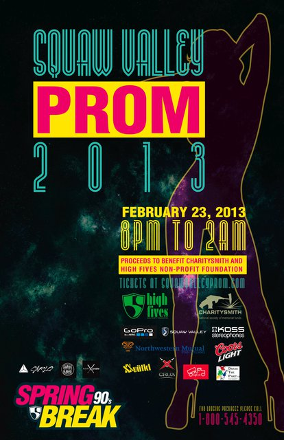 Squaw Valley Prom