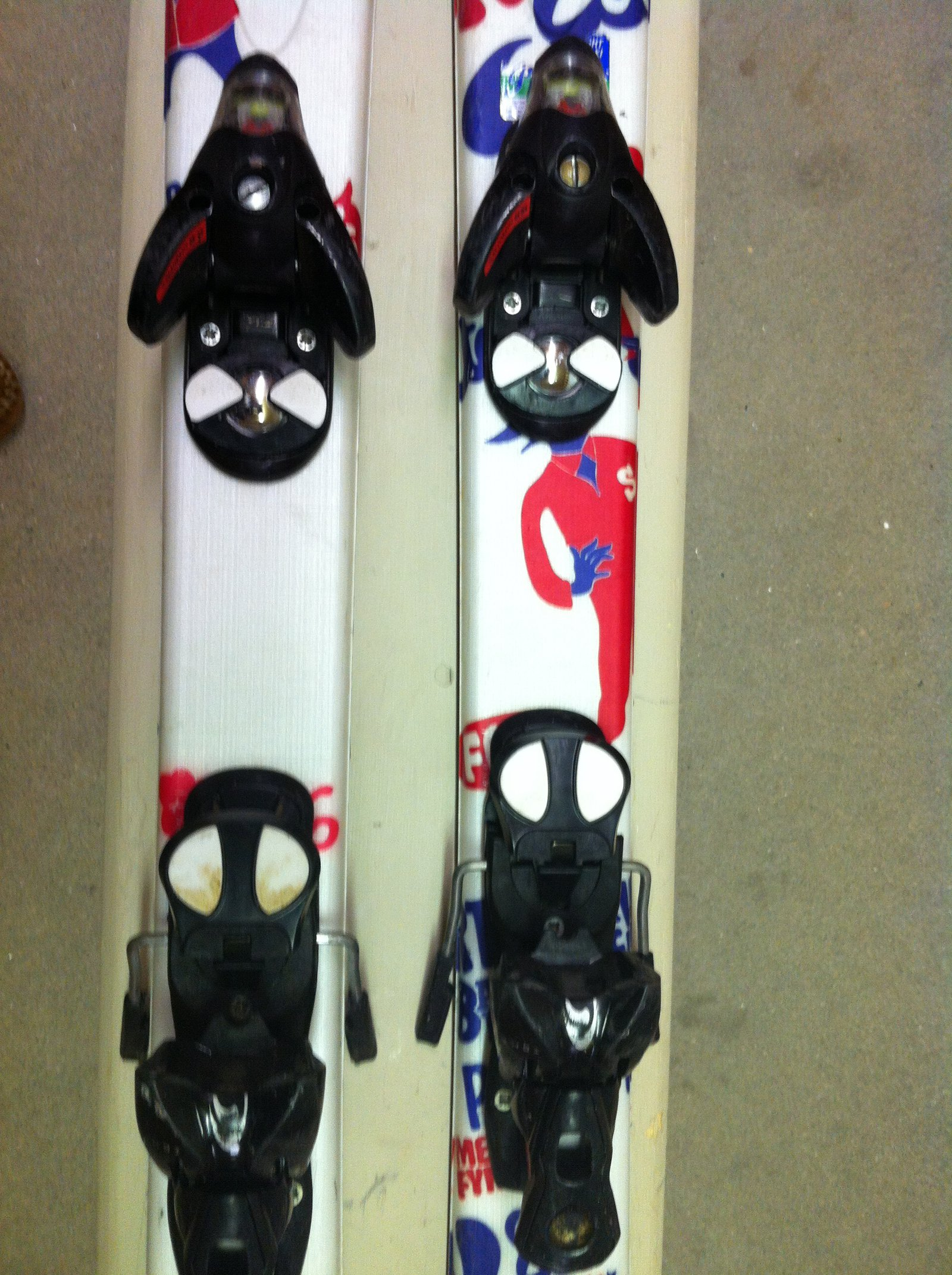 salomon bindings