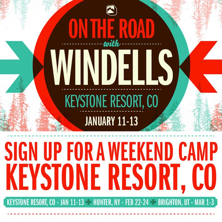 Windells Camp On The Road