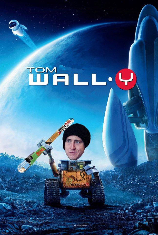 Tom Wall-Y