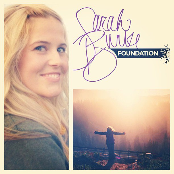 Sarah Burke Foundation Launches
