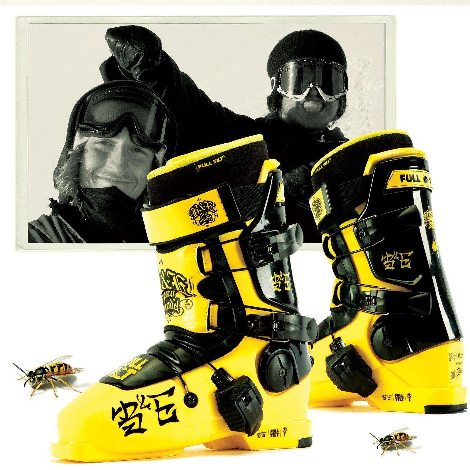 Full Tilt B & E Pro Model Boot - Available Fall 2013