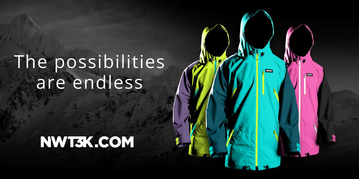 The possibilities are endless | NWT3K.com