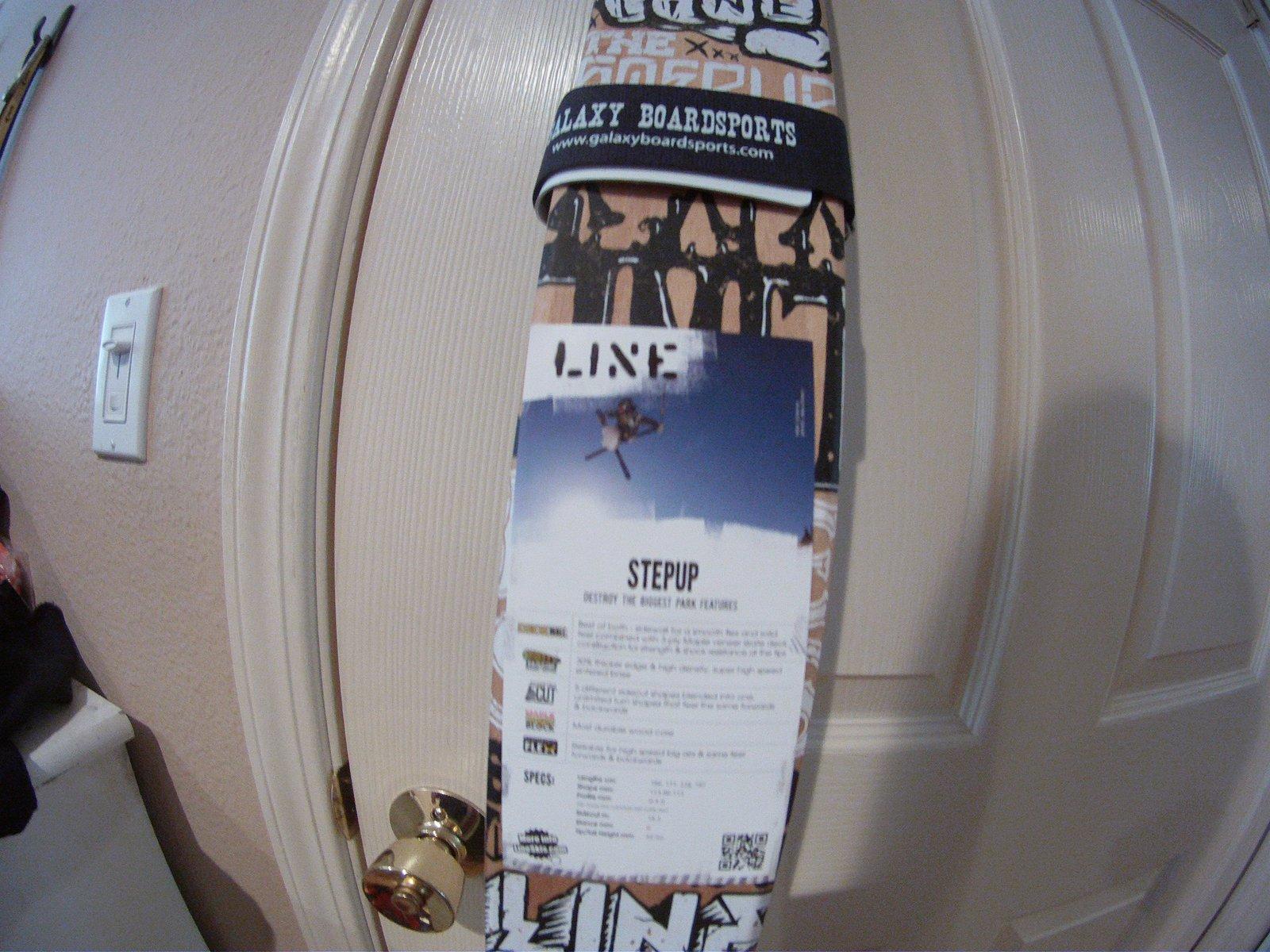 Line Step-ups 181