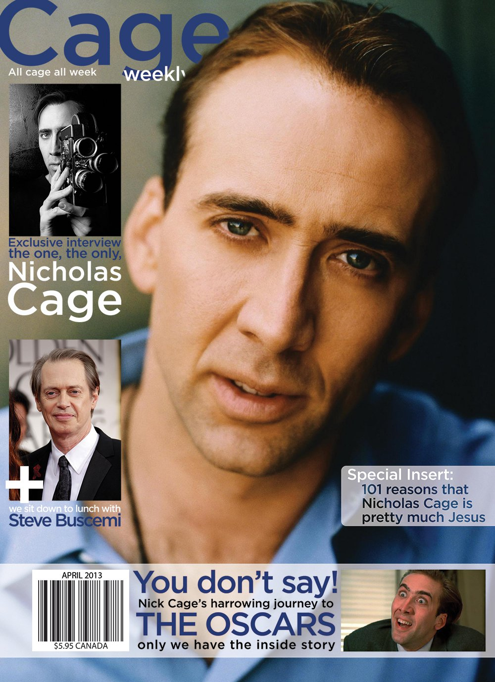 Cage Weekly