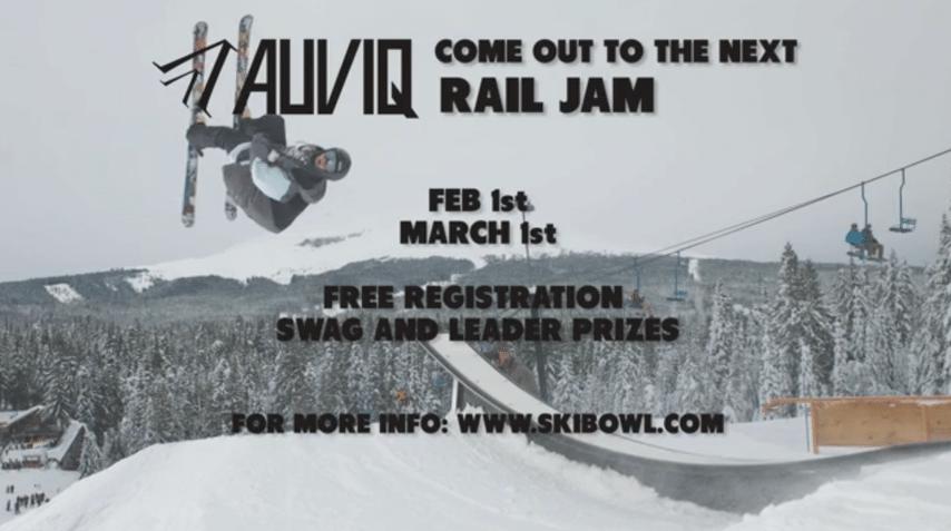 Rail jam