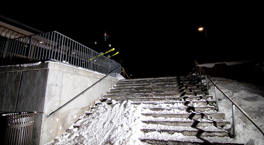 MSU Staircase