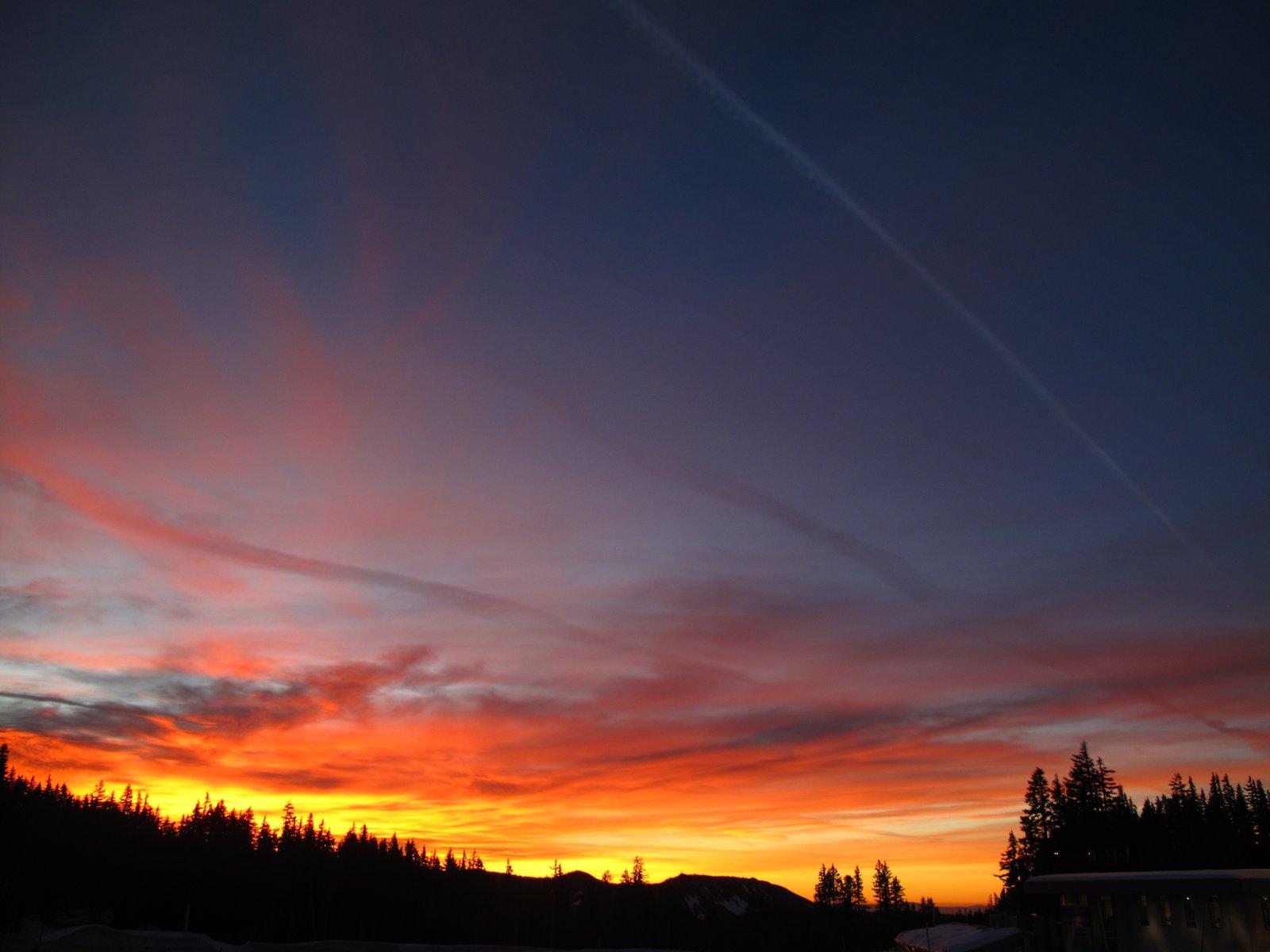 Sunrise January 18, 2013