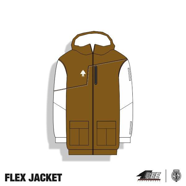Flex Jacket Brown-White front.jpg