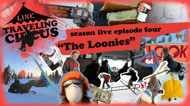 Line Traveling Circus - The Loonies
