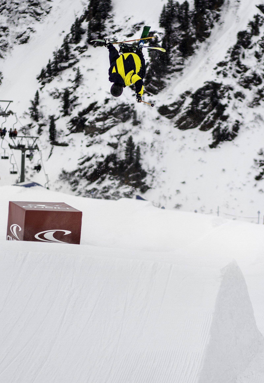 Ski Up, Head Down