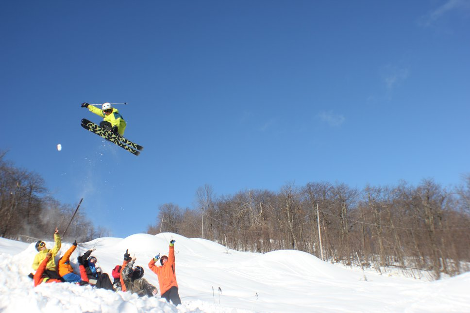 Huge 180 Safety Off Cannon Rail