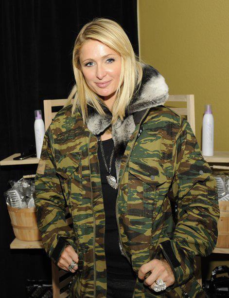 Paris Hilton Saga Outerwear