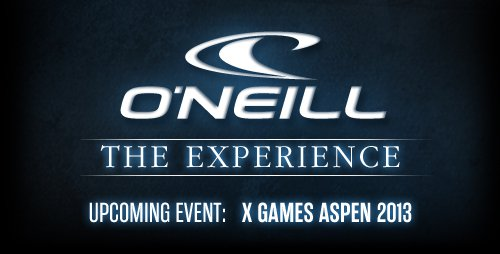 The O'Neill Experience at X Games