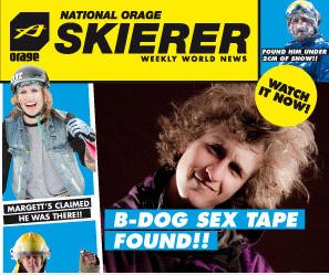 B-DOG'S SEX TAPE