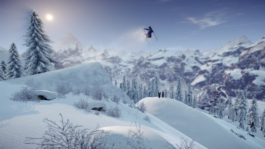 Poppermost Partners With Top Freeskiing Talent In SNOW Game