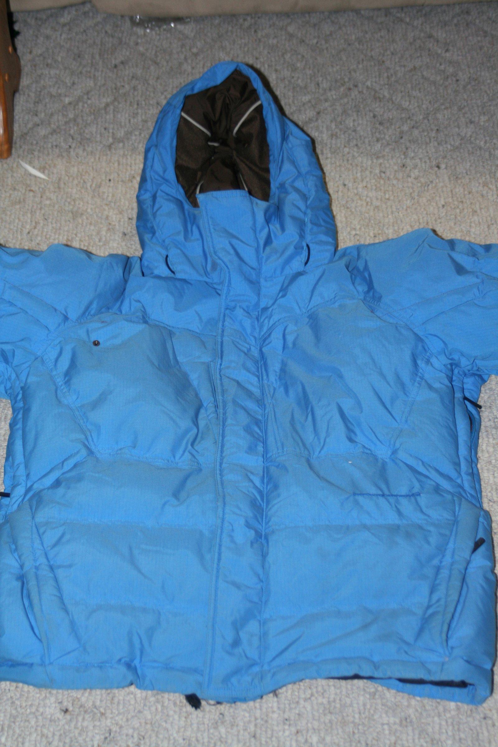 Blue bonfire jacket pic 1