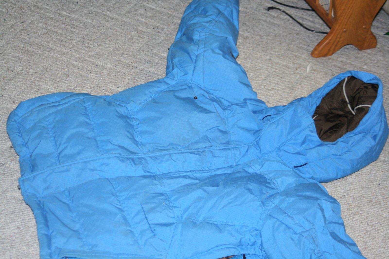 Blue bonfire jacket pic 2
