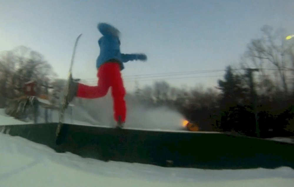 Ski Slide to Bindsoul