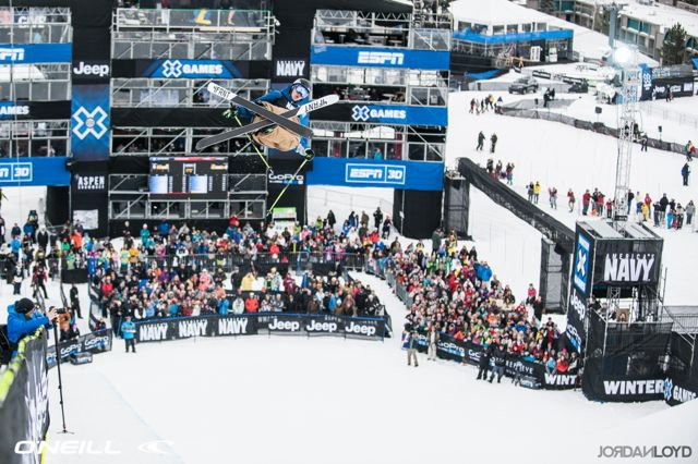The O'Neill Experience: X Games - Day 2