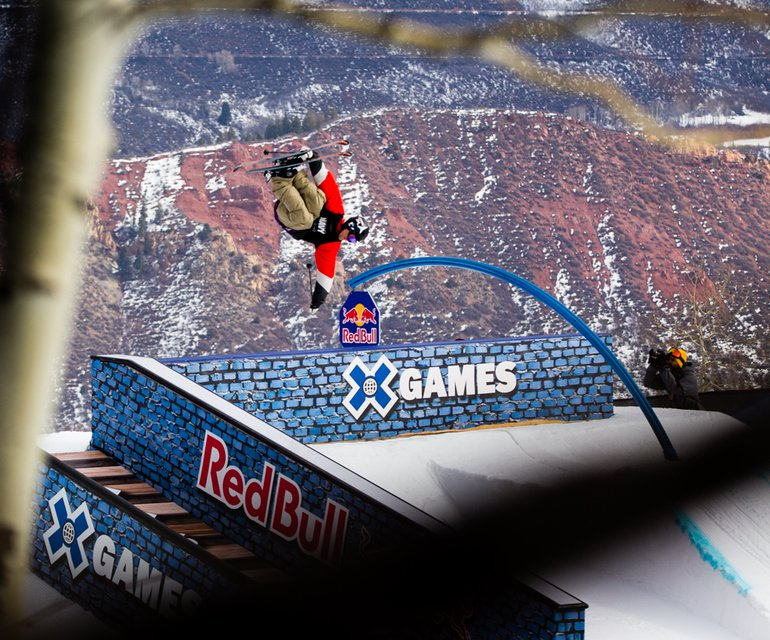 X Games Men's Ski Slopestyle Elimination