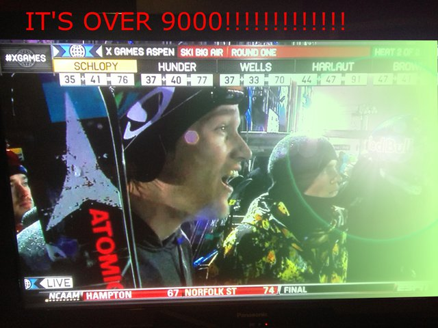 over 9000!!!!!!