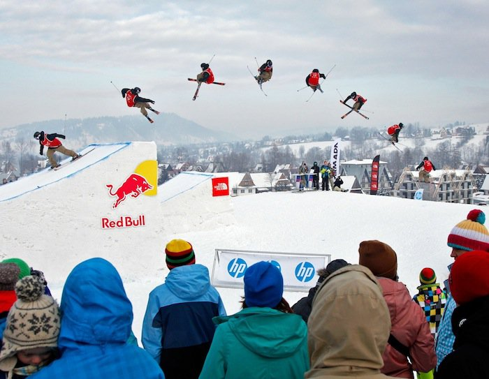 The North Face Polish Freeskiing Open