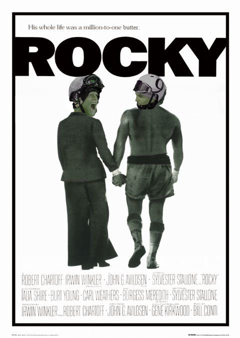 Rocky with Henrik Harlaut