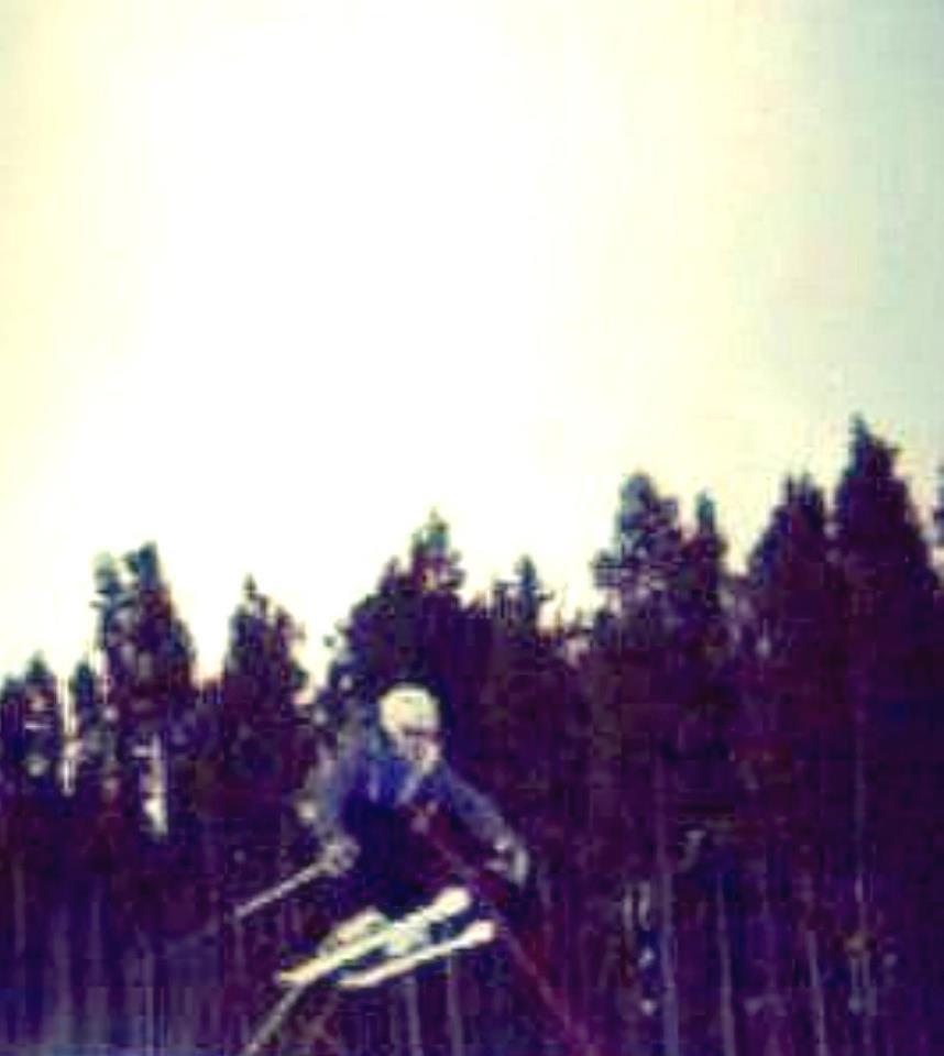 Girls can ski too