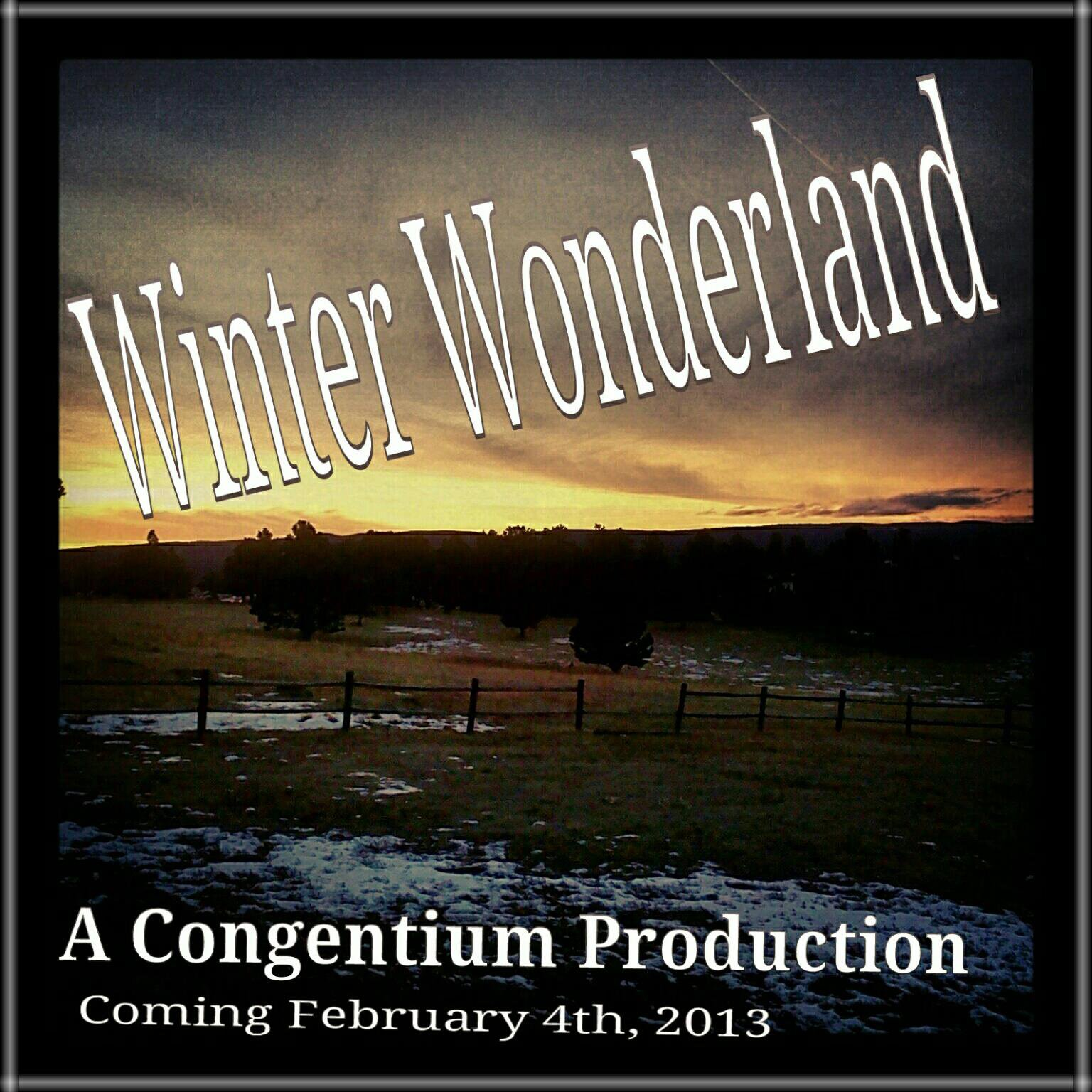 Winter Wonderland Cover