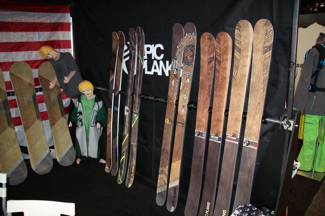 SIA - Epic Planks