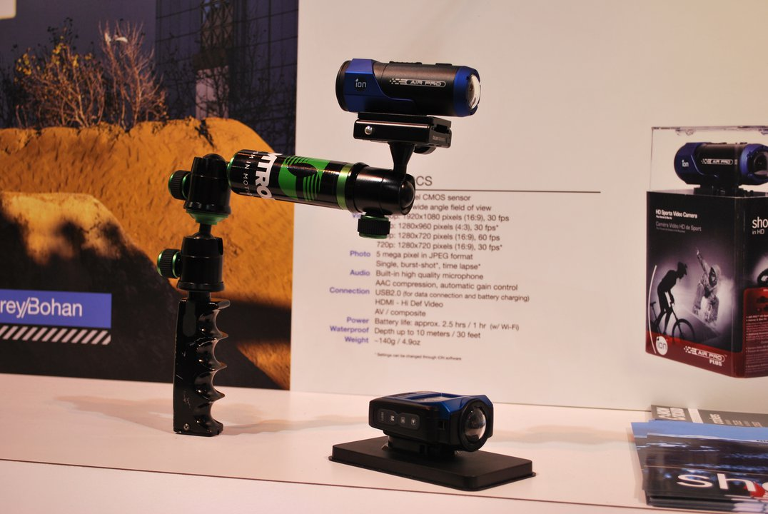 SIA - Ion Cameras
