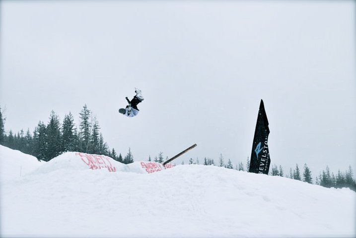 Backflip at The Society S-Games