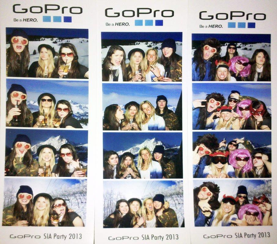 SIA GoPro Party