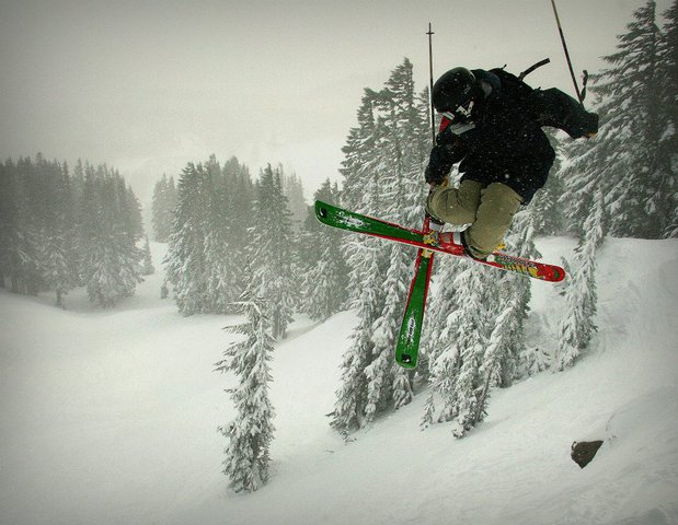 pow day booter