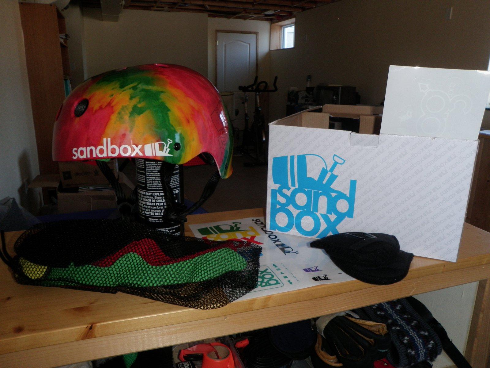 Sandbox L/XL