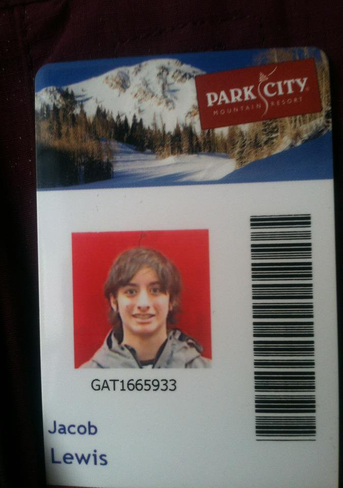 Park City season pass pic