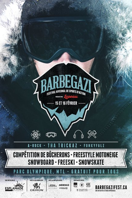Barbegazi Winter Action Sports Festival
