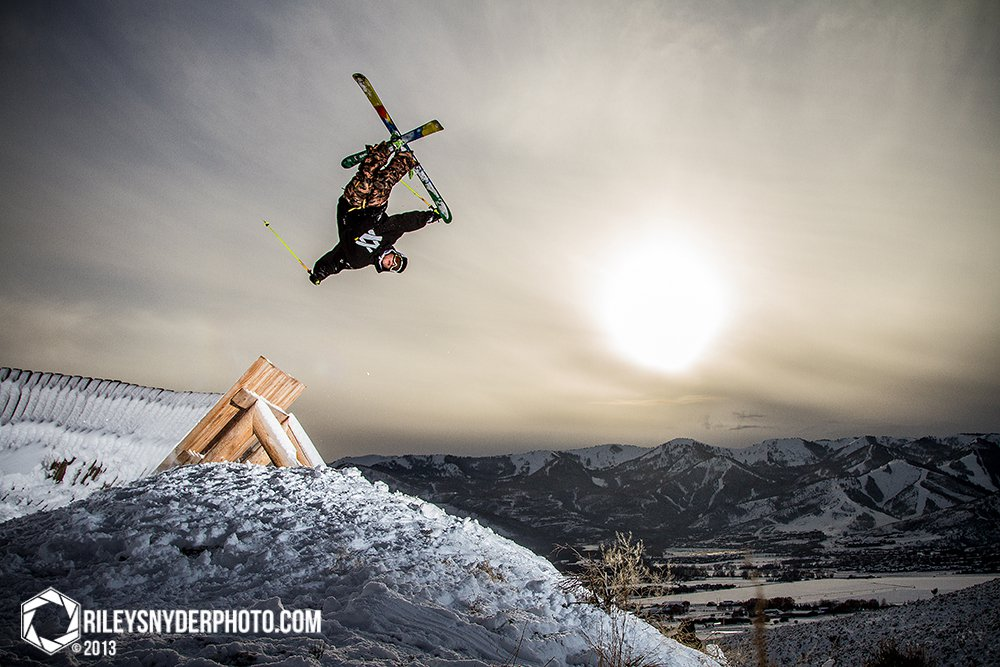 Blunted over Park City